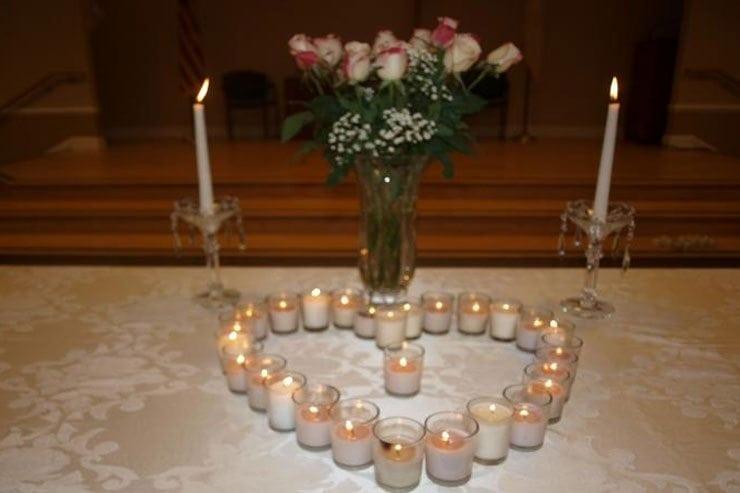 Alzheimer Candle Lighting Ceremony