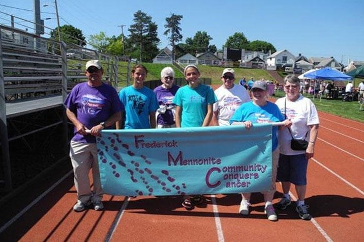 Frederick Living supports Boyertown Relay for Life