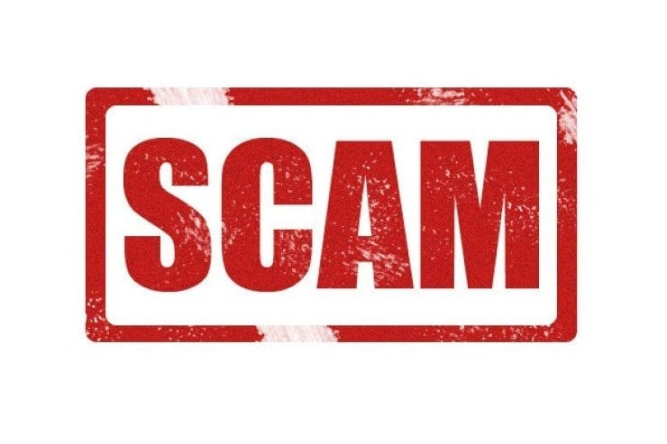Protect yourself from scams!