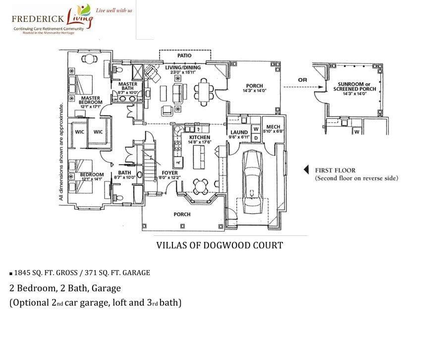 dogwood villa