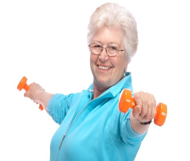 SeniorFIT Comes To Frederick Living