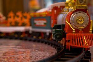 Train Show and 120th Anniversary Celebration