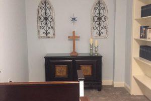 Dedication of New Prayer Chapel