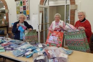 Frederick Living Busy Hands-Warm Hearts Donation