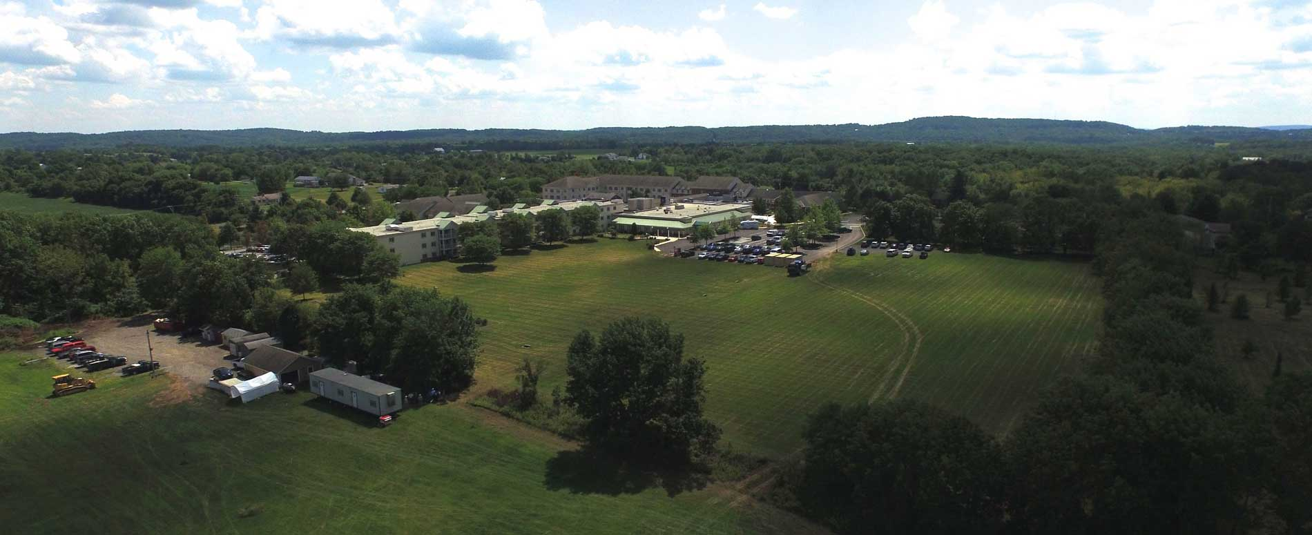 frederick living campus image