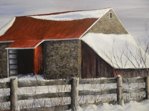 New Art Exhibit Featuring Paintings by David C. Page