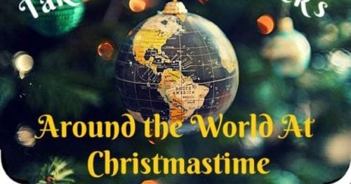 Take a trip with Glick's- Around the World at Christmastime
