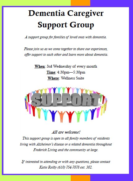 Support group new fyer