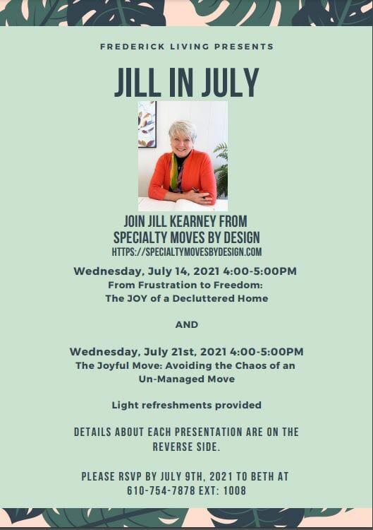 Jill in July